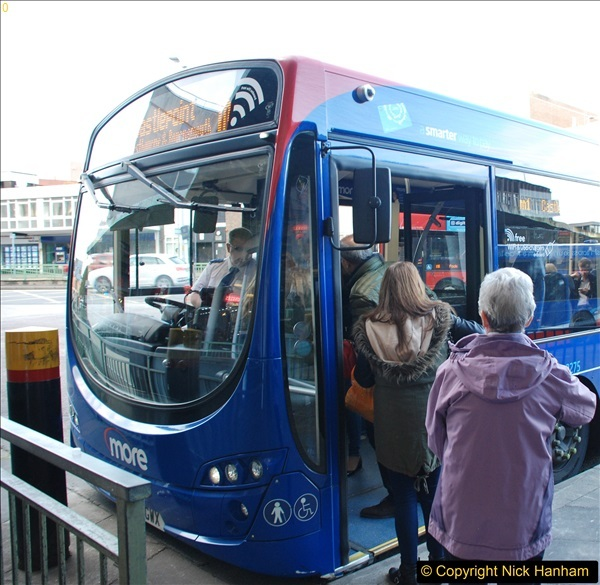 2017-09-22 X54 Bus to Weymouth.  (425)425
