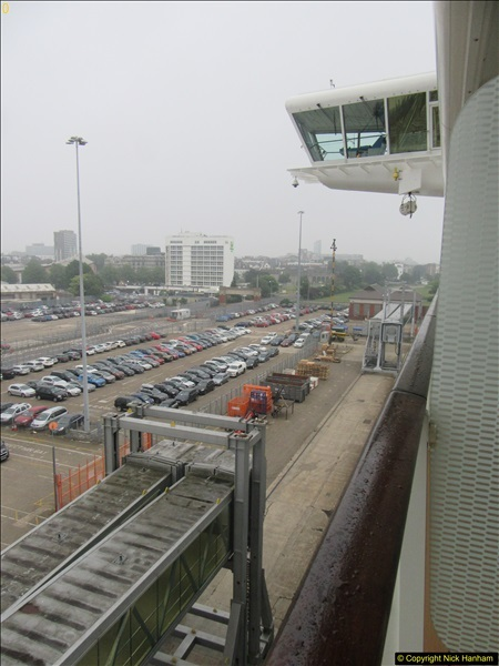 2018-05-24 to 26 Cherbourg (France) - Southampton - Poole.  (259)259