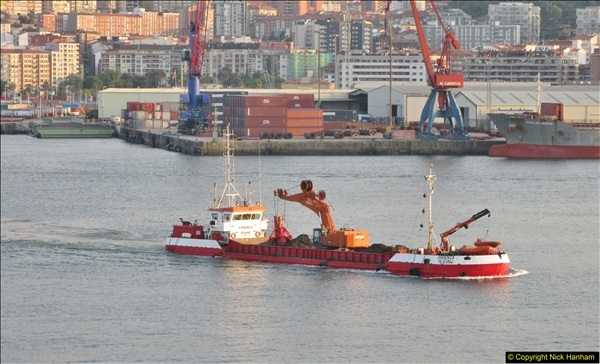 2018-05-20 to 22 Bay of Biscay - Bilbao (Spain) - Bay of Biscay.  (294)294
