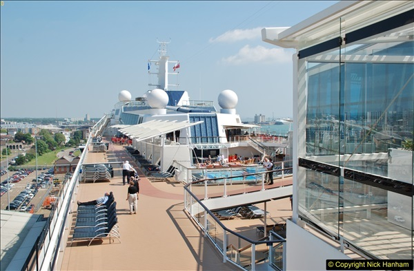 2018-05-19 & 18 Poole - Southampton - Bay of Biscay.  (76)076