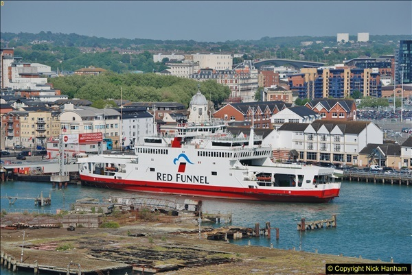 2018-05-19 & 18 Poole - Southampton - Bay of Biscay.  (84)084