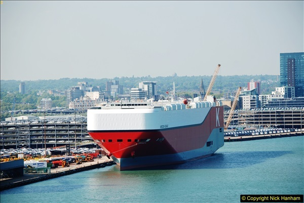 2018-05-19 & 18 Poole - Southampton - Bay of Biscay.  (93)093
