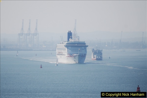 2018-05-19 & 18 Poole - Southampton - Bay of Biscay.  (116)116