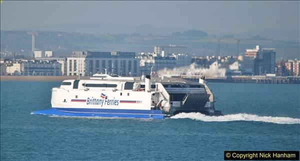 2018-05-19 & 18 Poole - Southampton - Bay of Biscay.  (133)133