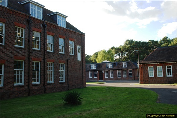 2015-09-12 Tour of what is left of the Royal Naval Cordite Factory at Holton Heath, Poole, Dorset.  (4)27