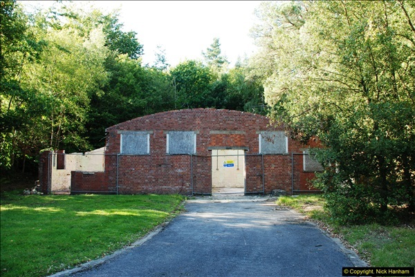2015-09-12 Tour of what is left of the Royal Naval Cordite Factory at Holton Heath, Poole, Dorset.  (42)65