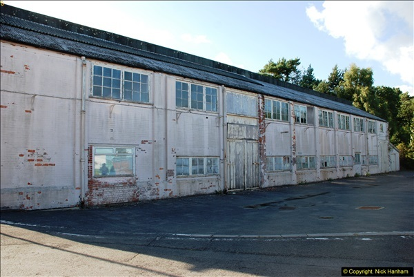 2015-09-12 Tour of what is left of the Royal Naval Cordite Factory at Holton Heath, Poole, Dorset.  (49)72