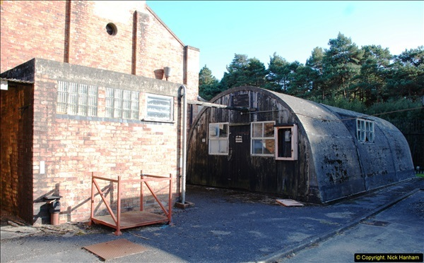 2015-09-12 Tour of what is left of the Royal Naval Cordite Factory at Holton Heath, Poole, Dorset.  (60)83