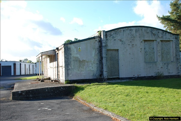 2015-09-12 Tour of what is left of the Royal Naval Cordite Factory at Holton Heath, Poole, Dorset.  (62)85