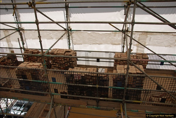 2017-07-05 The Vyne NT. Roof repairs.  (37)037