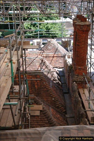 2017-07-05 The Vyne NT. Roof repairs.  (43)043