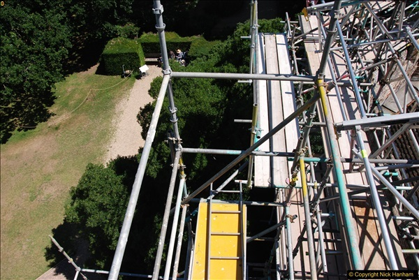 2017-07-05 The Vyne NT. Roof repairs.  (58)058