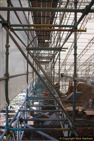 2017-07-05 The Vyne NT. Roof repairs.  (60)060