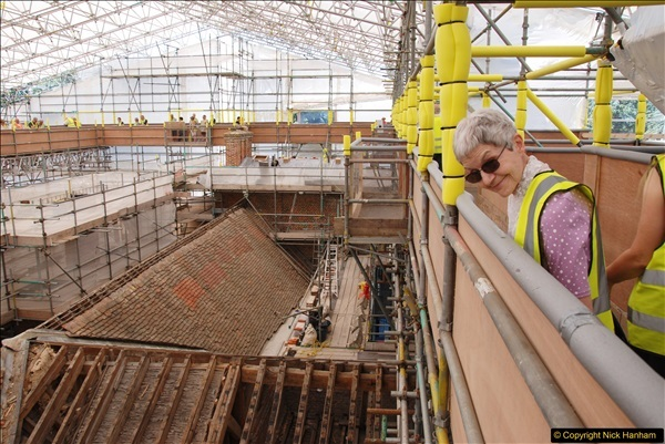 2017-07-05 The Vyne NT. Roof repairs.  (68)068