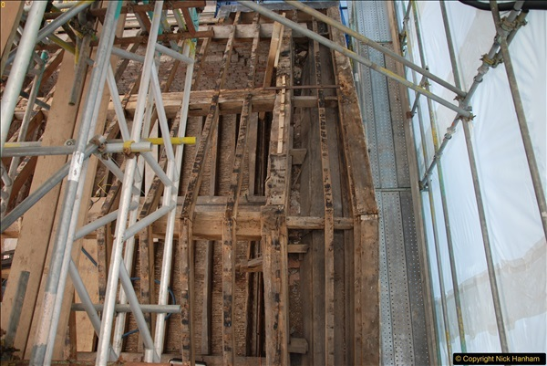 2017-07-05 The Vyne NT. Roof repairs.  (69)069