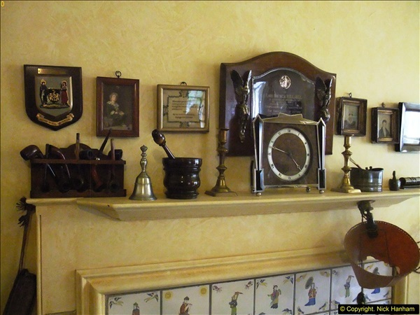 2016-04-15 National Trust property Nuffield Place, Oxfordshire.  (48)243