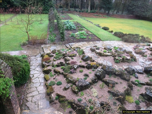 2016-04-15 National Trust property Nuffield Place, Oxfordshire.  (71)266