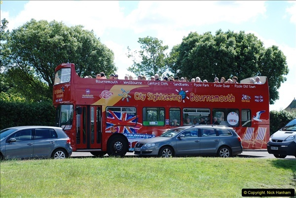 2016-07-14 A country and seaside walk in Poole, Dorset.  (40)040