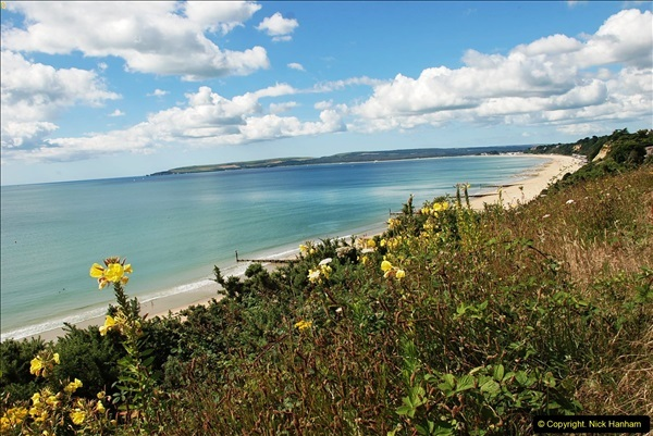 2016-07-14 A country and seaside walk in Poole, Dorset.  (64)064