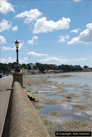 2016-07-14 A country and seaside walk in Poole, Dorset.  (90)090