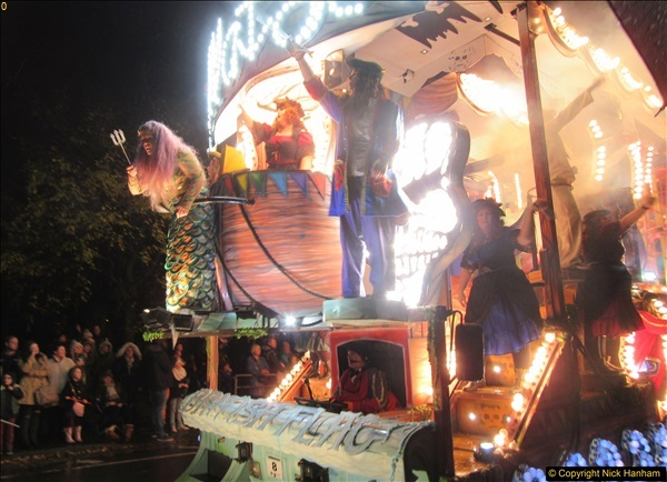 2016-11-16 Shepton Mallet Carnival part of the Somerset Carnivals.  (25)025