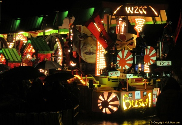 2016-11-16 Shepton Mallet Carnival part of the Somerset Carnivals.  (73)073