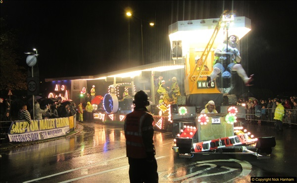 2016-11-16 Shepton Mallet Carnival part of the Somerset Carnivals.  (82)082