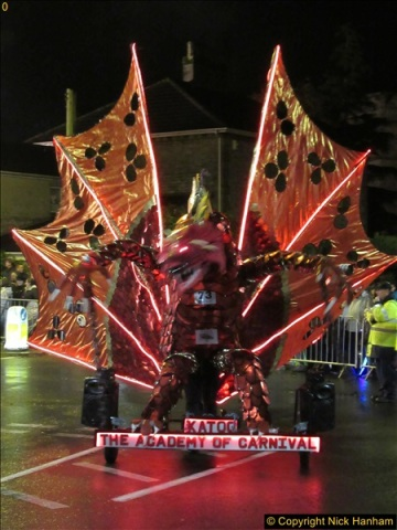 2016-11-16 Shepton Mallet Carnival part of the Somerset Carnivals.  (148)148