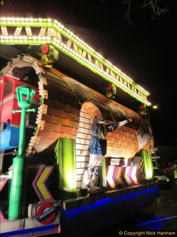 2016-11-16 Shepton Mallet Carnival part of the Somerset Carnivals.  (194)194