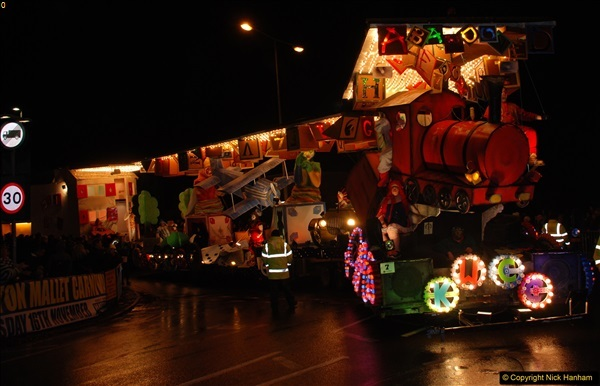 2016-11-16 Shepton Mallet Carnival part of the Somerset Carnivals.  (224)224