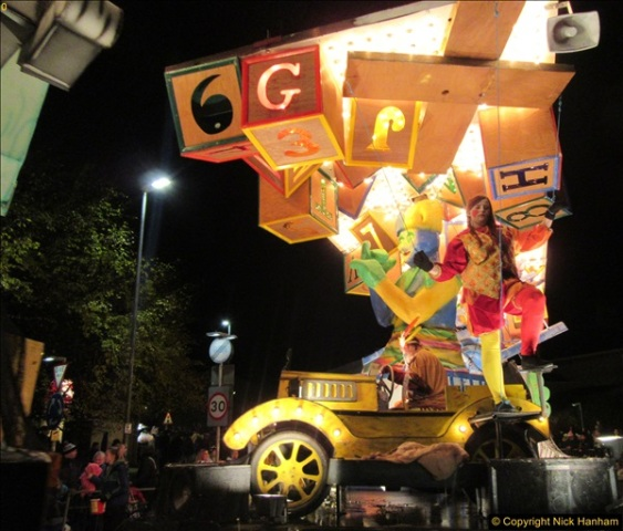 2016-11-16 Shepton Mallet Carnival part of the Somerset Carnivals.  (228)228