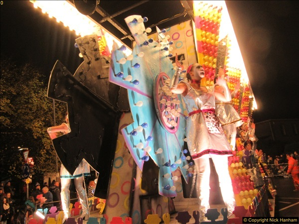 2016-11-16 Shepton Mallet Carnival part of the Somerset Carnivals.  (235)235
