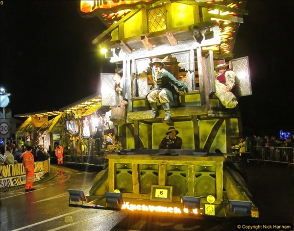 2016-11-16 Shepton Mallet Carnival part of the Somerset Carnivals.  (271)271
