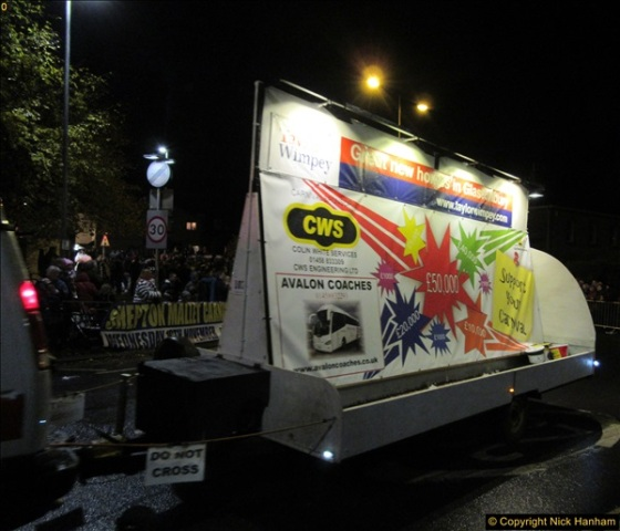 2016-11-16 Shepton Mallet Carnival part of the Somerset Carnivals.  (365)365