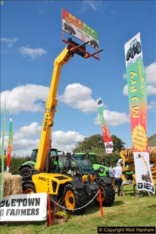 2017-09-02 The Dorset County Show 2017.  (411)411