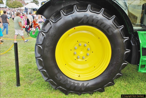 2017-09-02 The Dorset County Show 2017.  (433)433