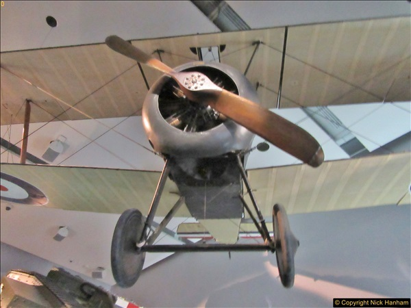 2017-09-17 & 18 London and the IWM.  (224)224