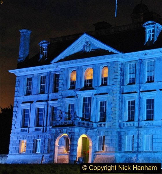 2017-12-15 Kingston Lacy by Night. (2)002