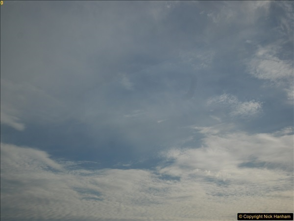2017-08-26 Clouds over the New Forest, Hampshire.  (5)094