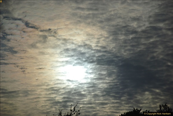 2017-08-26 Clouds over the New Forest, Hampshire.  (9)098