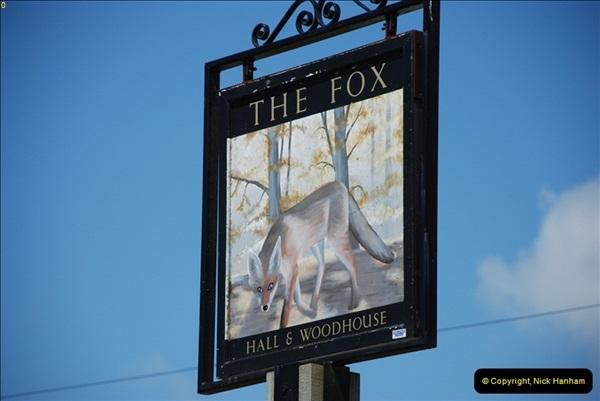 2009-05-29 The Fox, Ansty, Dorset.  (15)011