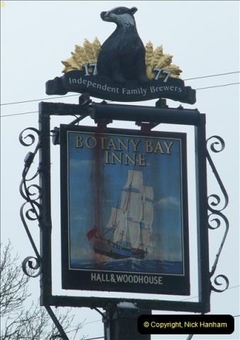2013-01-21 The Botany Bay Inne, Winterborne Zelston, Dorset.   (2)038