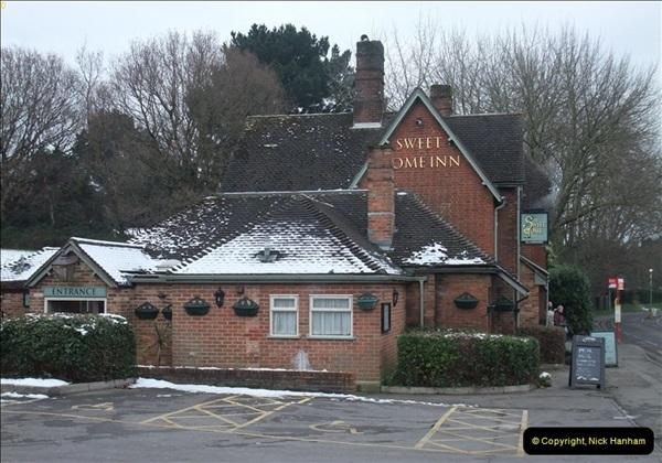2013-01-21 The Sweet Home Inn, Ringwood Road, Parkstone, Poole, Dorset.  (2)043