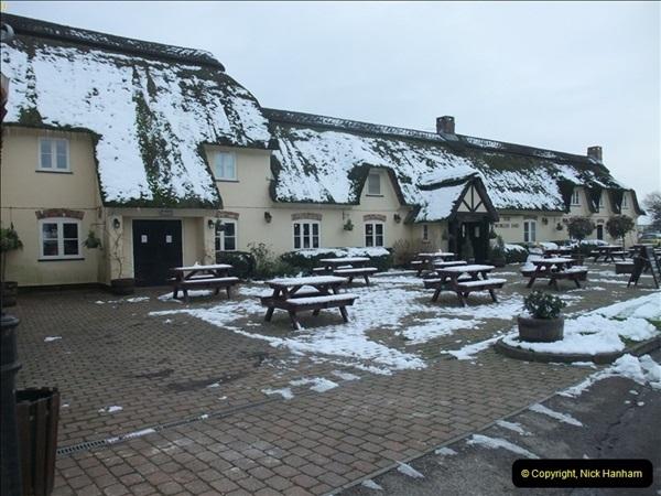 2013-01-21 The World's End, Almer, Dorset.  (3)046