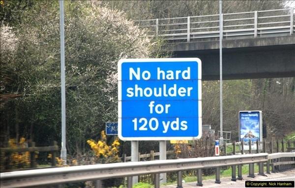 2016-04-02 Motorway and Dual Carriageway signs.  (8)091