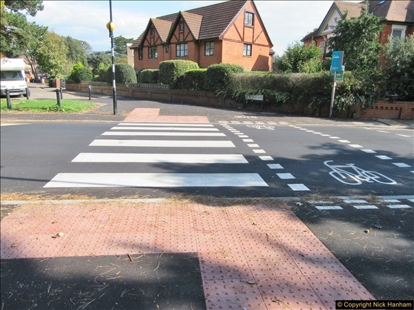 2017-09-19 New Tiger Crossing in Southbourne, Bournemouth.  (3)281