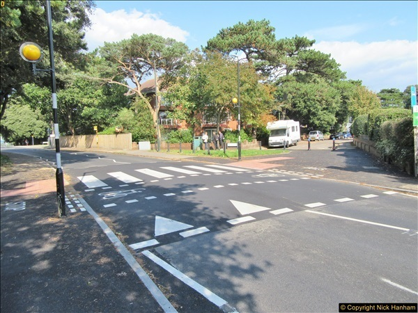 2017-09-19 New Tiger Crossing in Southbourne, Bournemouth.  (5)283