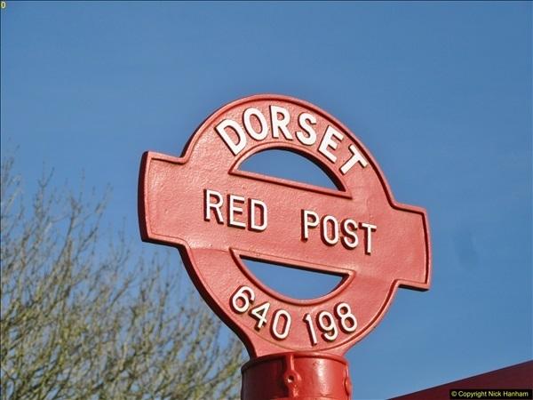 2018-02-21 Red Post cross roads, near Dorchester, Dorset.  (2)295