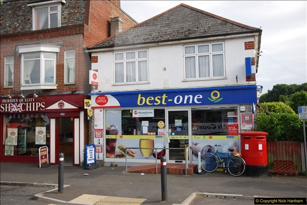 2017-06-10 Uplands PO (Old Name), Bournemouth, Dorset.4