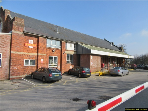 2018-02-21 Dorchester Sorting Office, Dorchester, Dorset.  (2)6